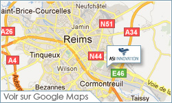 map Reims